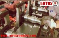 دستگاه رول فرمینگ انواع چهارچوب فلزی